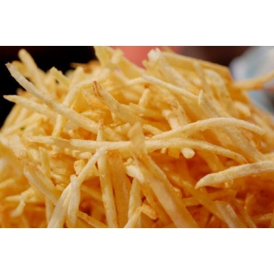 portion de frites allumettes