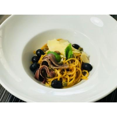 spaghetti d'alici