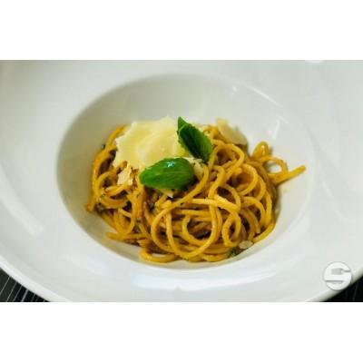 spaghetti aglio, olio et peperoncino